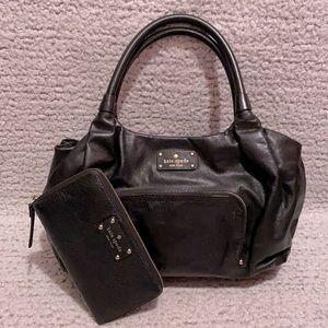 Kate Spade Stevie Baxter St Shoulder Bag & Wallet